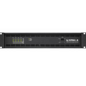 CPS4.5 Multichannel Amplifiers