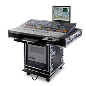 AVID / D-Show Profile Mixrack System